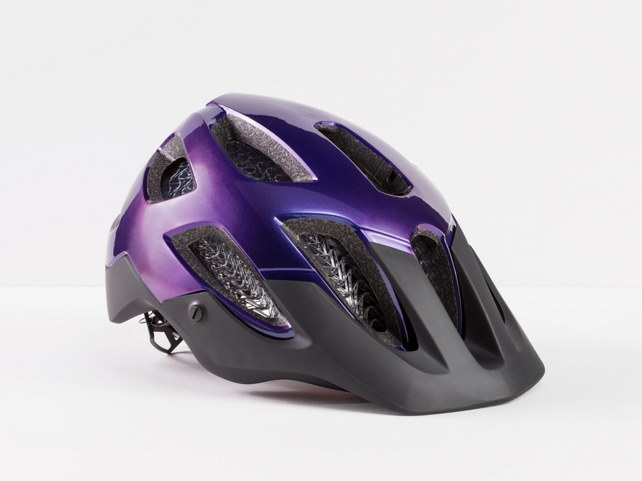 Bontrager Helm Blaze WaveCel LTD M Purple Phaze CE