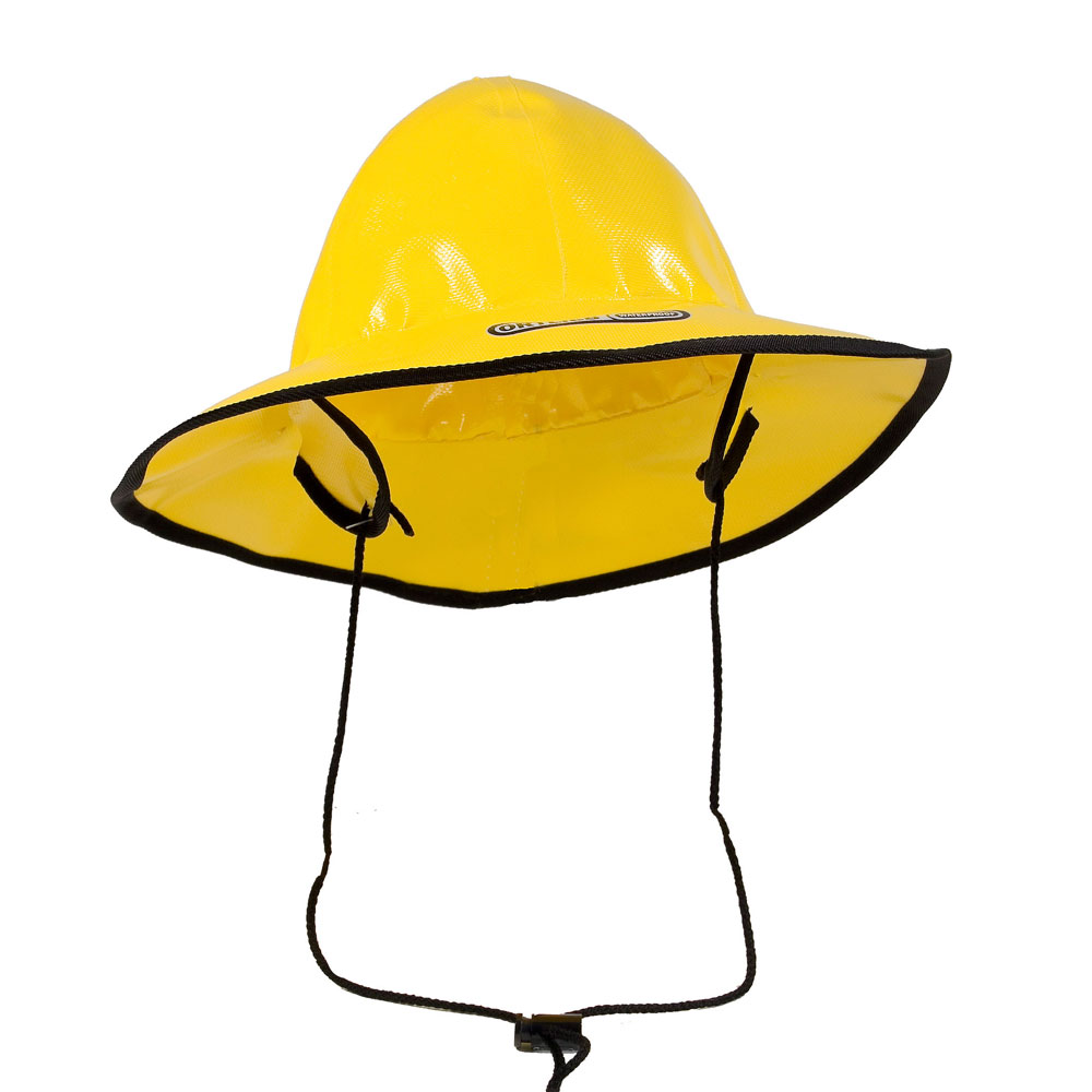 ORTLIEB Rain-Hat - yellow