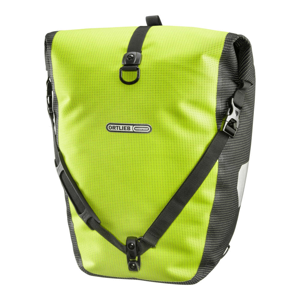 ORTLIEB Back-Roller High Visibility - neon yellow - black reflex