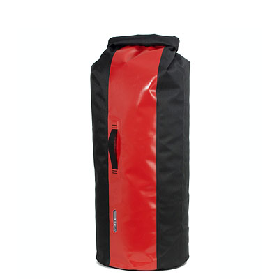 ORTLIEB Dry-Bag PS490 - black - red