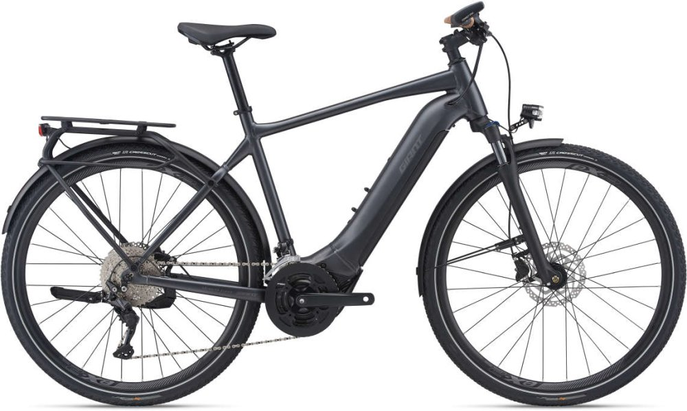 GIANT Explore E+ 1 625Wh GTS L gunmetal black matt-gloss