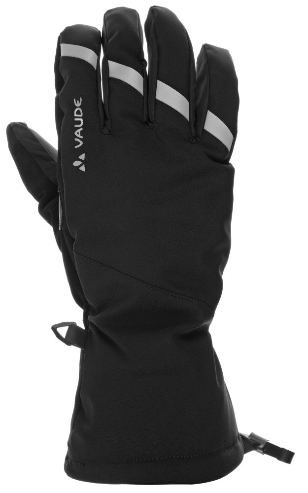 VAUDE Tura Gloves II black Größ 9