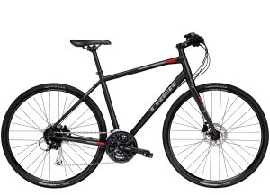 Trek FX 3 Disc 25  Matte Trek Black