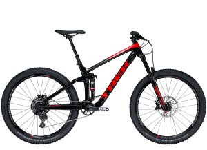Trek Remedy 9.7 27.5 15.5  Trek Black/Viper Red