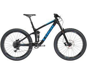 Trek Remedy 7 27.5 15.5  Matte Trek Black