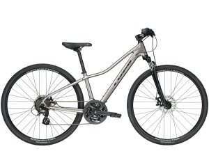 Trek Dual Sport 1 Women's M Metallic Gunmetal