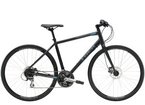 Trek FX 2 Disc XXL Matte Trek Black