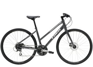 Trek FX 2 Women's Disc Stagger L Solid Charcoal