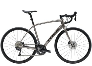 Trek Domane SL 6 Disc 60 Matte Gunmetal/Gloss Black