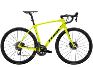 Trek Domane SLR 8 Disc 44 Radioactive Yellow/Trek Black