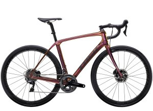 Trek Domane SLR 8 Disc 58 Gloss Sunburst/Matte Trek Black