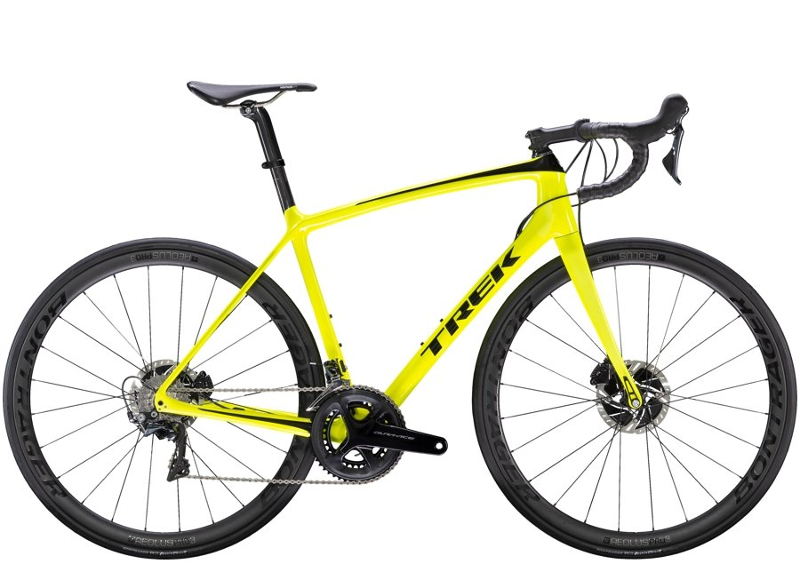 Trek Émonda SLR 8 Disc 56 Radioactive Yellow/Trek Black