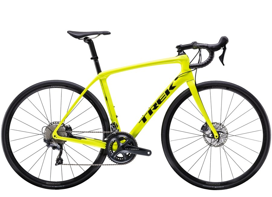 Trek Domane SLR 6 Disc 60 Radioactive Yellow/Trek Black