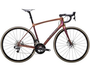Trek Émonda SLR 9 Disc eTap 62 Gloss Sunburst/Matte Trek Black