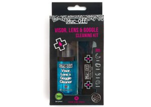 Muc Off  Visor Lens & Goggle Cleaning Kit