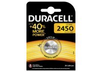 Duracell, Batterien, CR2450, Lithium, Long Lasting, 1 Stk